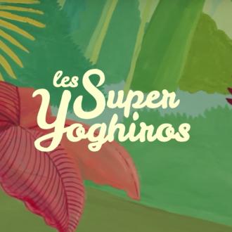 Les Super Yoghiros