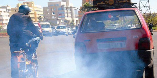 pollution marrakech