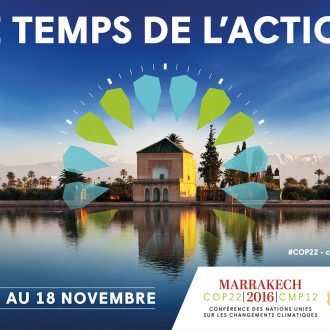 Marrakech, COP 22, le temps de l'action